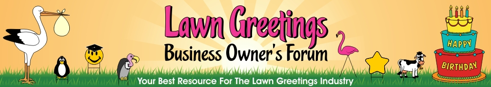 Lawn Greetings Forum